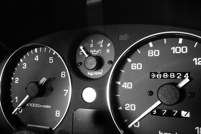 中古トラックの走行距離の目安はサイズによって異なる