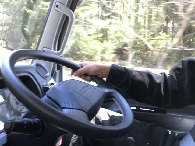 普通免許で運転できるトラック
