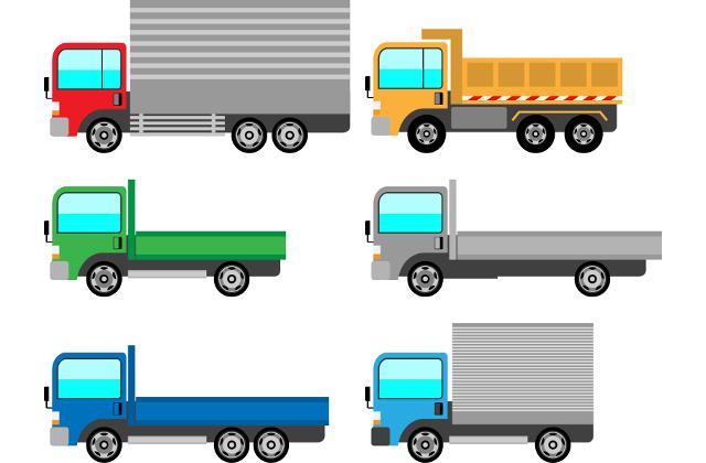 トラック購入時のポイント