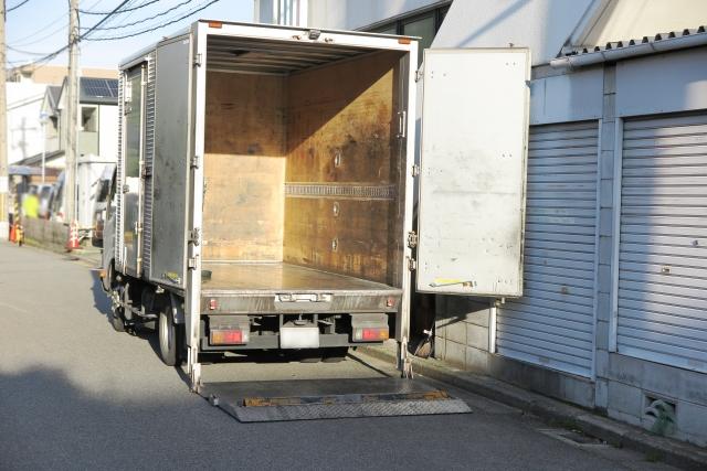 トラックの人気装備パワーゲート
