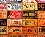 自家用や事業用…ナンバープレートの種類と構成について
