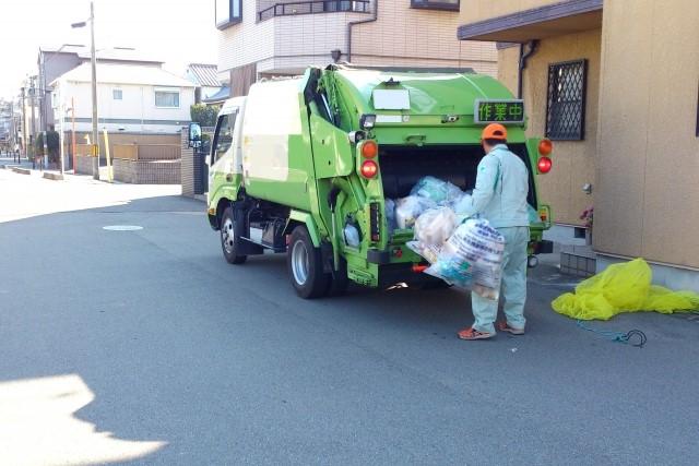 ごみ収集車を使った事業の手続きと注意点