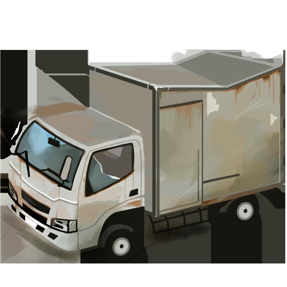 トラックの耐用年数は