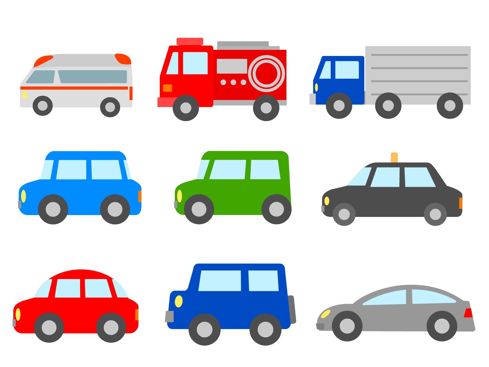 ナンバープレートの分類別にトラックの維持費は異なる?