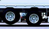 リフトアクスル式トレーラーのサムネイル