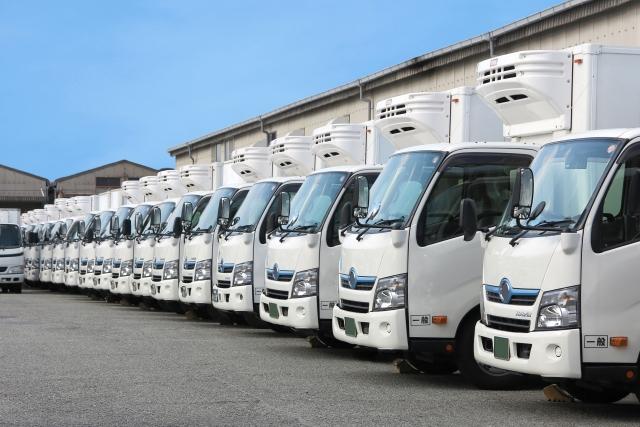 鮮度を保ち積み荷を運ぶ!冷凍・冷蔵車の特徴や種類を大紹介!