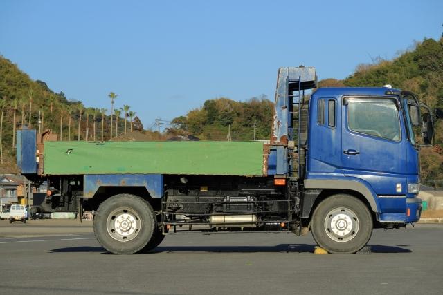 気になる車両区分別のダンプカーの積載量や荷台サイズ