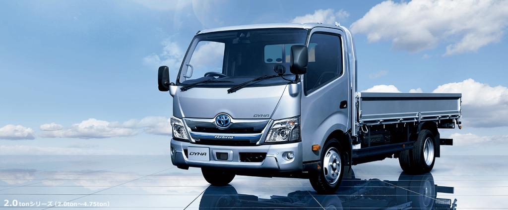 小型・中型トラックのラインナップを支える「トヨタ・ダイナ」の特徴や人気の秘密を大紹介!