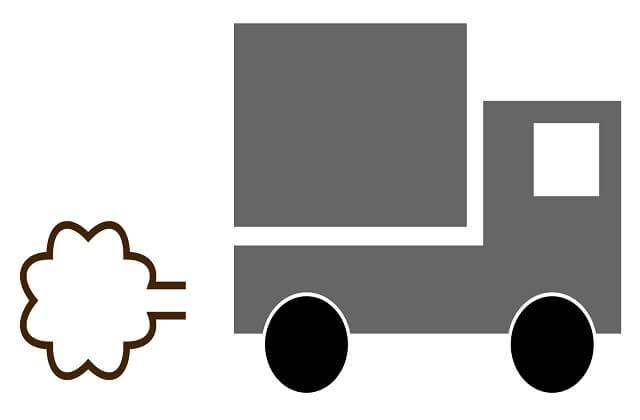 トラックから白煙が出る主な原因と対処法や簡単に行える予防策とは?