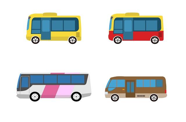 マイクロバスの車両区分は?
