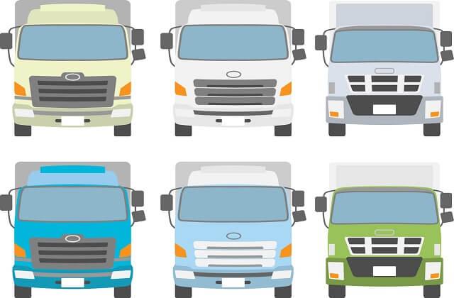 中古トラック選定の重要ポイント!国内トラックメーカーを徹底比較!