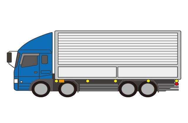 大型の4軸トラックは低床トラックとなる!