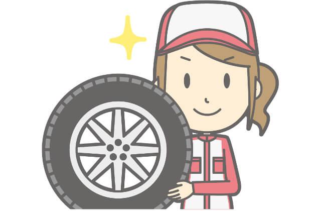 トラックに装着するタイヤの特徴とは?