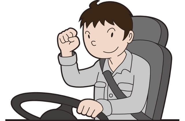 安全な夜間運転がプロドライバーに求められる