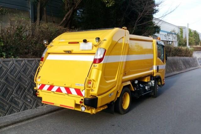 塵芥車・ゴミ収集車などの名称で呼ばれるパッカー車とは