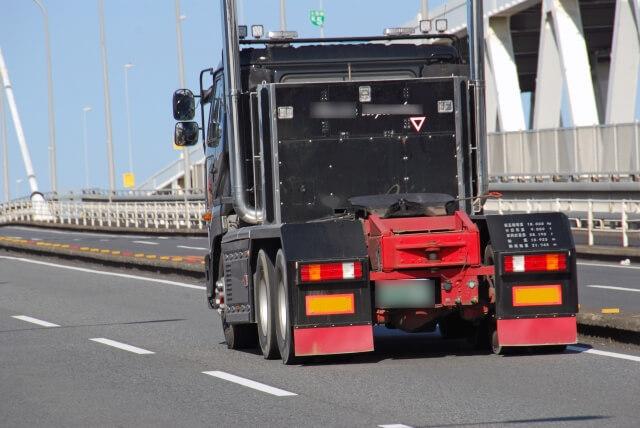 牽引貨物自動車の連結装置は種類によって異なる