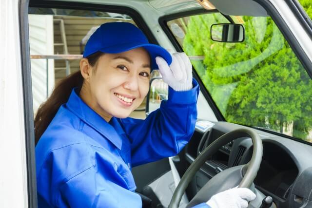 女性トラックドライバーの存在は珍しいものではなくなった?トラガールとは