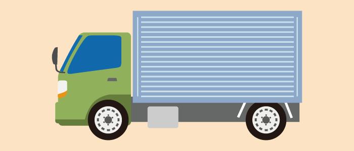 アルミバンが活躍する物流の輸送フィールド