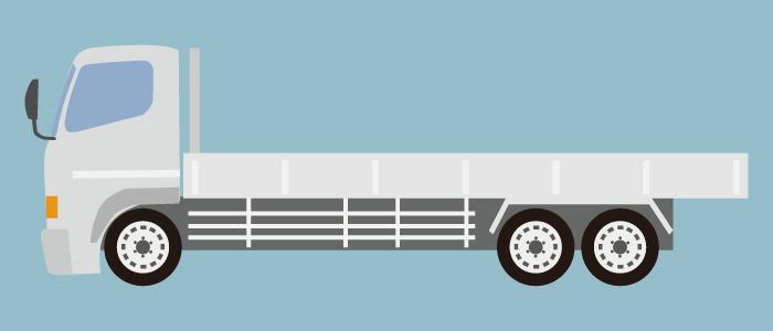 平ボディが活躍する物流の輸送フィールド