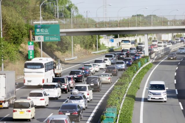 トラックの寿命に大きく影響するのは走行距離!