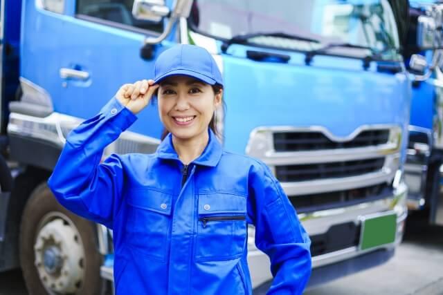 信頼できる中古トラック販売店から良好なコンディションの車両購入ができる