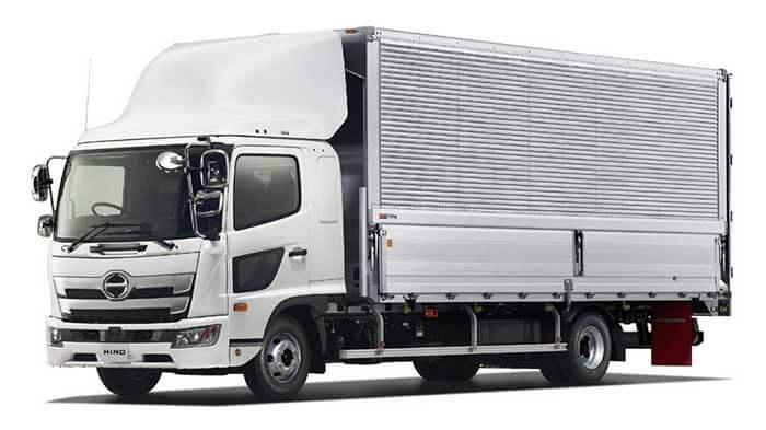 安全性と利便性を向上させて登場の「日野レンジャー」...ザ・トラック