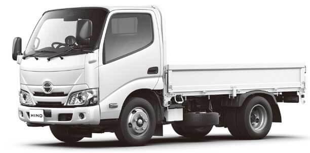 安全装備を大幅に拡充させた小型トラック「日野デュトロ」...ザ・トラック