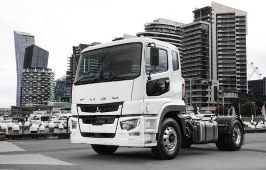 日本、香港、シンガポール、ニュージーランドに続きオーストラリア市場に投入されたFUSOの新型大型トラック...ザ・トラック