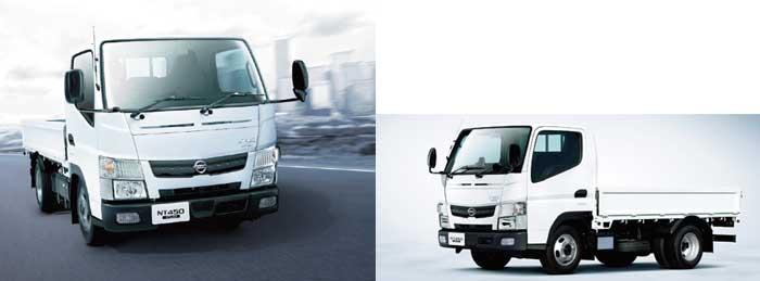 平成28年排出ガス規制をクリアした「NT450アトラス」...ザ・トラック