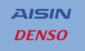 AISIN DENSO ロゴ...ザ・トラック