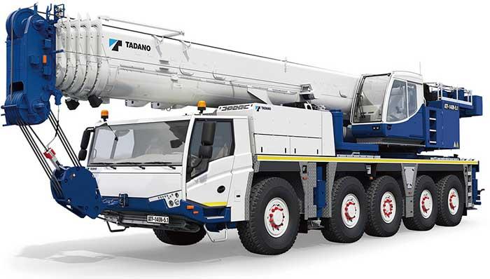 新型オールテレーンクレーン「ATF-140N-5.1」...ザ・トラック