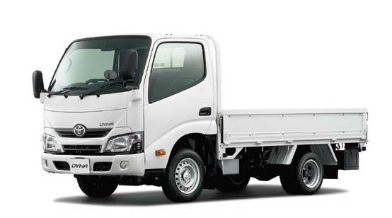 TOYOTAダイナカーゴシングルキャブ・標準デッキ・ジャストロー・1.5t積・ディーゼル車・2WD...ザ・トラック
