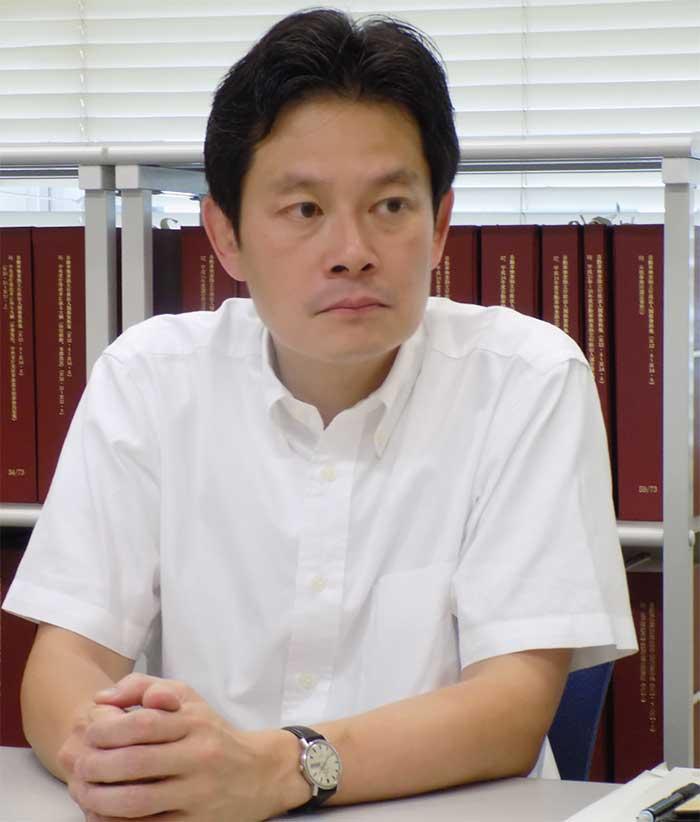 自動車局の貨物課長に就任した加藤進氏...ザ・トラック