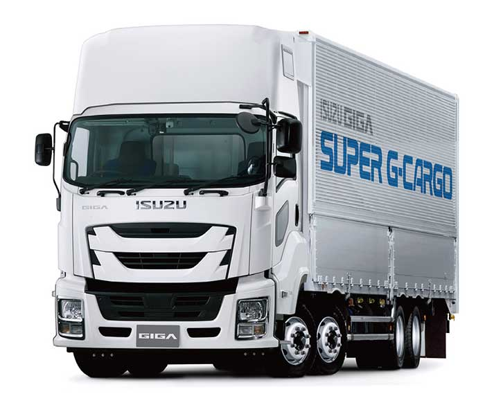SUPER-G-CARGO...ザ・トラック