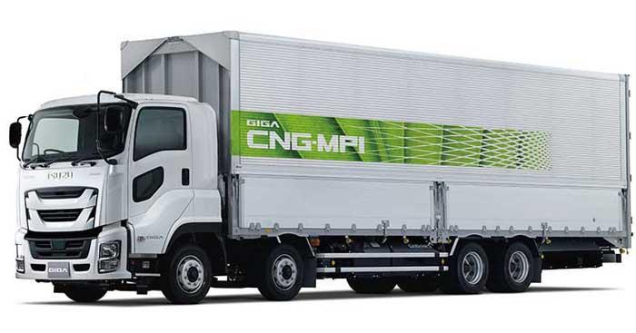 CNG8×4 フルキャブ...ザ・トラック