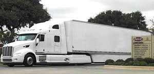 オーナーオペレーター間で人気の高いピータービルト車(出所:スマートトラッキング社)...ザ・トラック