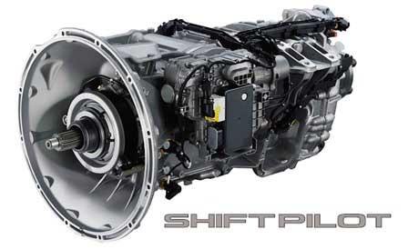 新開発の12段機械式自動トランスミッション「ShiftPilot」...ザ・トラック