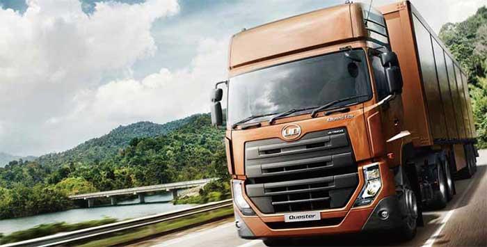 世界累計販売台数1万台を突破した新興国向け大型トラック「クエスター」...ザ・トラック