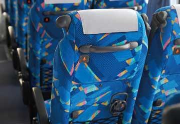 客席のシートベルト警告灯...ザ・トラック