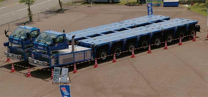 荷台上面は完全なフラット。積載物によってアタッチメントを選ぶ...ザ・トラック