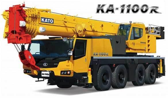 安全性と環境への配慮を目指し開発された新型110t吊りオールテレーンクレーン「KA-1100R」...ザ・トラック