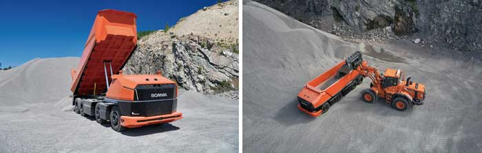 Scania AXLコンセプトトラック...ザ・トラック