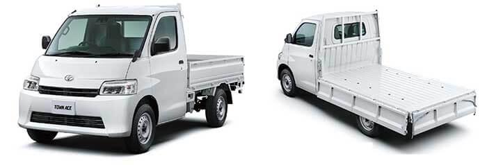 タウンエースバンDX-X…ザ・トラック