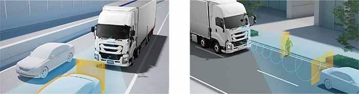 いすゞギガの機能1…ザ・トラック