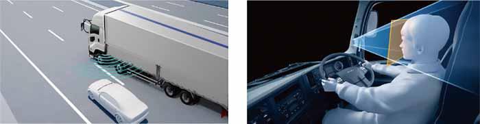 いすゞギガの機能3…ザ・トラック