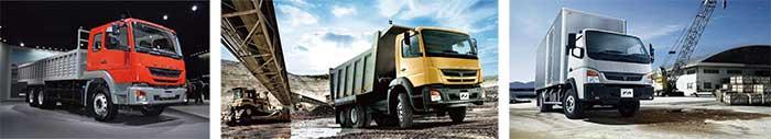 南アフリカに新設されたリージョナル・センターを通じてFUSOトラックが販売される…ザ・トラック
