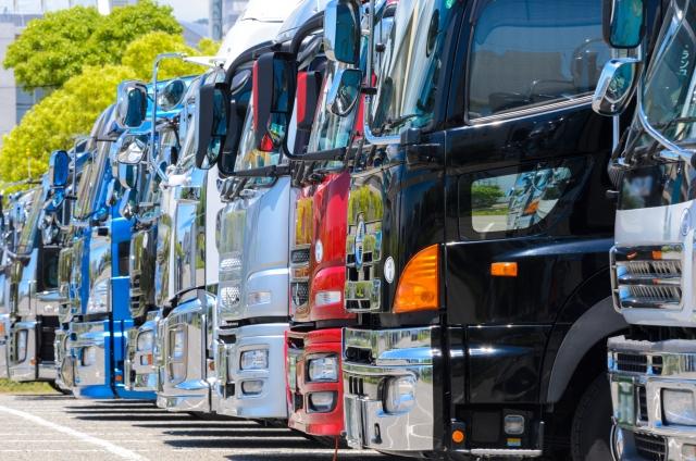 車内環境向上のポイントはコンディションの良い大型トラックの選択が重要
