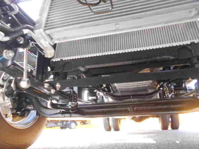 三菱 キャンター 小型 クレーン付 4段 ラジコン 画像14