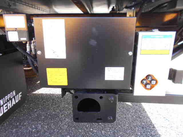 三菱 キャンター 小型 アルミバン パワーゲート サイドドア|画像19