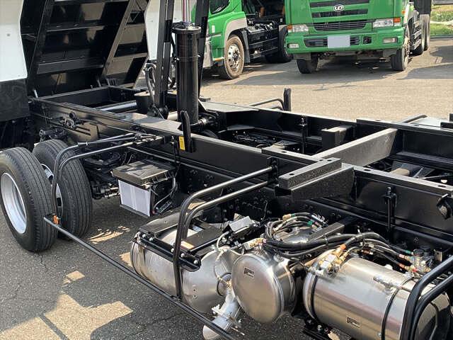 三菱 ファイター 中型 ダンプ 土砂禁 ベッド|シフト MT6 トラック 画像 ステアリンク掲載